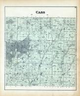 Cass Township, Pigeon Creek, Six Mile Grove, Harrison County 1884