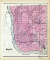 Clay Township, Missouri River, Soldier River, Harrison County 1884