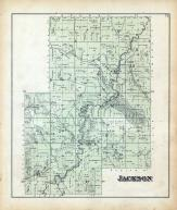 Jackson Township, Soldier Valley, Mt. Pisgah P.O., Flower's Grove, Harrison County 1884