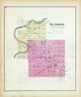 St. Johns, Harrison County 1884