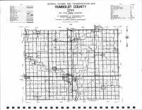 County Map, Humboldt County 1978
