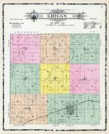 Griggs Township, Ida County 1906