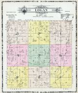 Logan Township, Ida County 1906