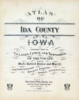 Title Page, Ida County 1906