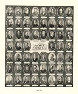 Cunningham, Ahlers, Adamson, Kistle, Hise, Stang, Pavlovic, Chassell, TePaske, Smith, Brown, Fields, Iowa State Atlas 1904