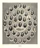 Giesler, Duffield, Riggs, Seiler, Bartemeyer, Bowman, Townsend, Keble, Lent, Kemble, Roach, Barclay, Iowa State Atlas 1904