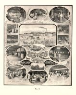 Parson Band Cutter and Self Feeder Co., Newton, Iowa State Atlas 1904