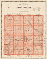 Adair County, Iowa State Atlas 1904
