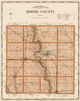 Boone County, Iowa State Atlas 1904