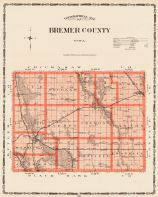 Bremer County, Iowa State Atlas 1904