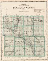 Buchanan County, Iowa State Atlas 1904