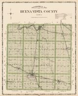 Buena Vista County, Iowa State Atlas 1904