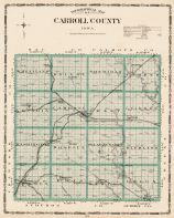 Carroll County, Iowa State Atlas 1904