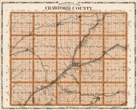 Crawford County, Iowa State Atlas 1904