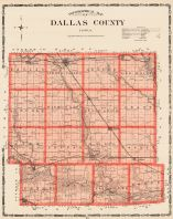 Dallas County, Iowa State Atlas 1904