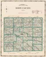 Davis County, Iowa State Atlas 1904