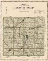 Decatur County, Iowa State Atlas 1904
