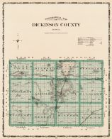 Dickinson County, Iowa State Atlas 1904