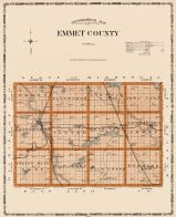Emmet County, Iowa State Atlas 1904