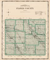 Floyd County, Iowa State Atlas 1904