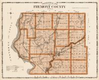 Fremont County, Iowa State Atlas 1904