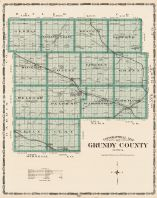 Grundy County, Iowa State Atlas 1904