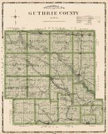 Guthrie County, Iowa State Atlas 1904