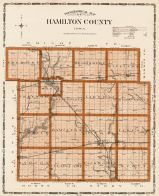 Hamilton County, Iowa State Atlas 1904