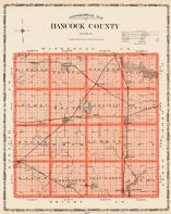 Hancock County, Iowa State Atlas 1904