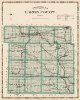 Hardin County, Iowa State Atlas 1904