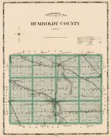 Humboldt County, Iowa State Atlas 1904
