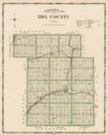Ida County, Iowa State Atlas 1904