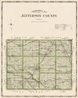 Jefferson County, Iowa State Atlas 1904