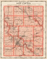Linn County, Iowa State Atlas 1904