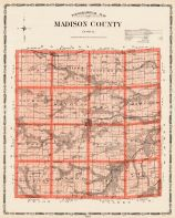 Madison County, Iowa State Atlas 1904