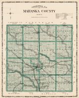 Mahaska County, Iowa State Atlas 1904