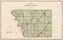 Monona County, Iowa State Atlas 1904