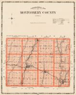 Montgomery County, Iowa State Atlas 1904