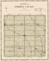 O'Brien County, Iowa State Atlas 1904