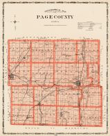 Page County, Iowa State Atlas 1904