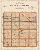 Pocahontas County, Iowa State Atlas 1904