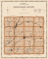 Ringgold County, Iowa State Atlas 1904
