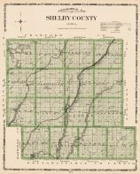 Shelby County, Iowa State Atlas 1904