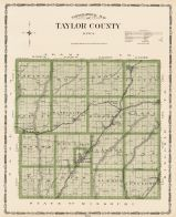 Taylor County, Iowa State Atlas 1904