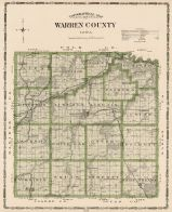 Warren County, Iowa State Atlas 1904