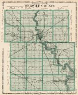 Webster County, Iowa State Atlas 1904