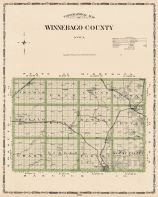 Winnebago County, Iowa State Atlas 1904