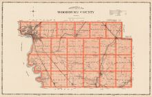 Woodbury County, Iowa State Atlas 1904