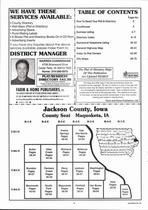 Index Map, Jackson County 2007