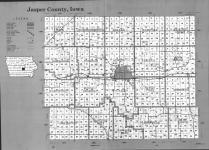 Index Map, Jasper County 1993